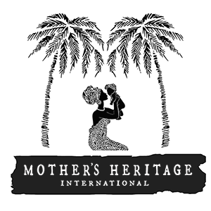 MOTHER'S HERITAGE INTERNATIONAL Mobile Logo