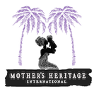 MOTHER'S HERITAGE INTERNATIONAL Sticky Logo
