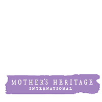 MOTHER'S HERITAGE INTERNATIONAL Logo