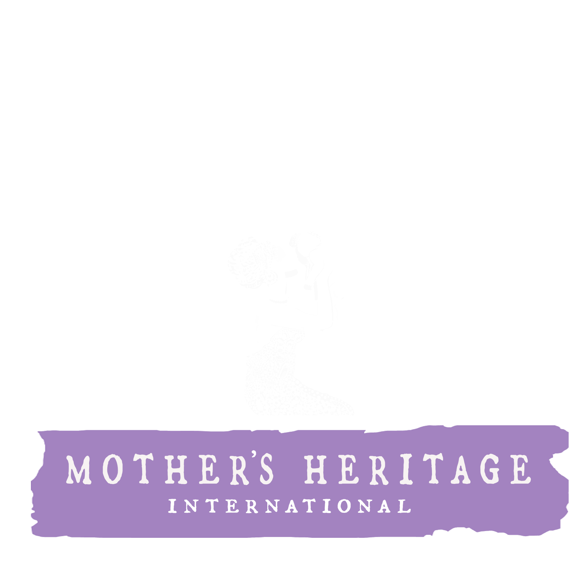 MOTHER'S HERITAGE INTERNATIONAL Retina Logo
